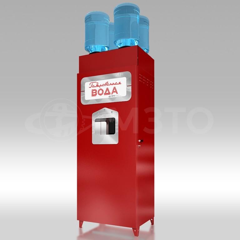 Автомат газированной воды АГВ-70A