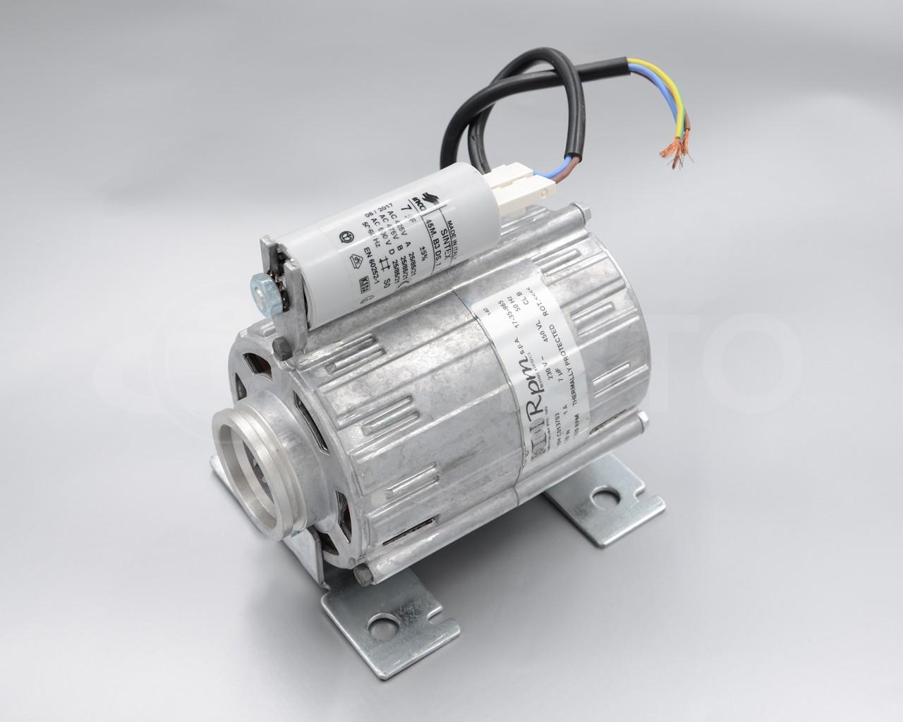 Мотор электрич. RPM
